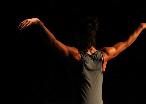 Paloma Hurtado danza
