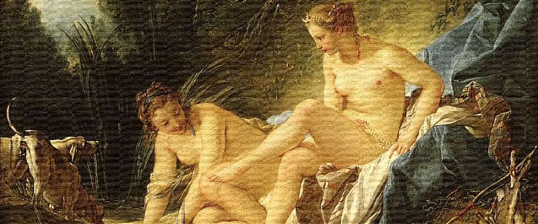 Diana cazadora de Rubens