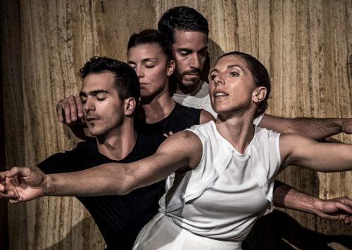 The dance company otra danza visit Budapest